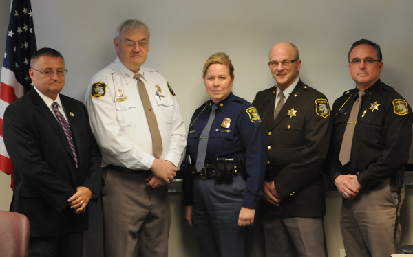Citizens, agencies honored for trying to save Trooper Butterfield
