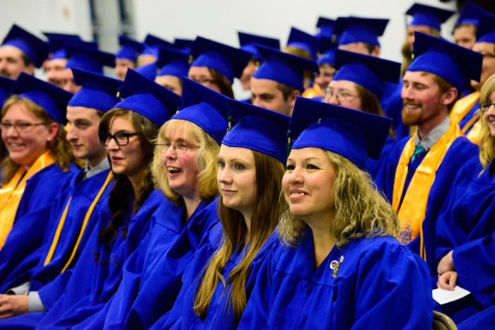 Over 200 graduate from West Shore