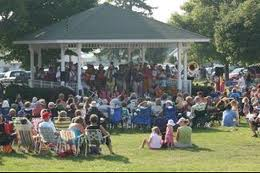 Enjoy music all summer long in Pentwater
