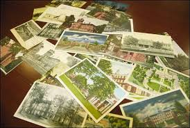 Historical society postcard show Saturday