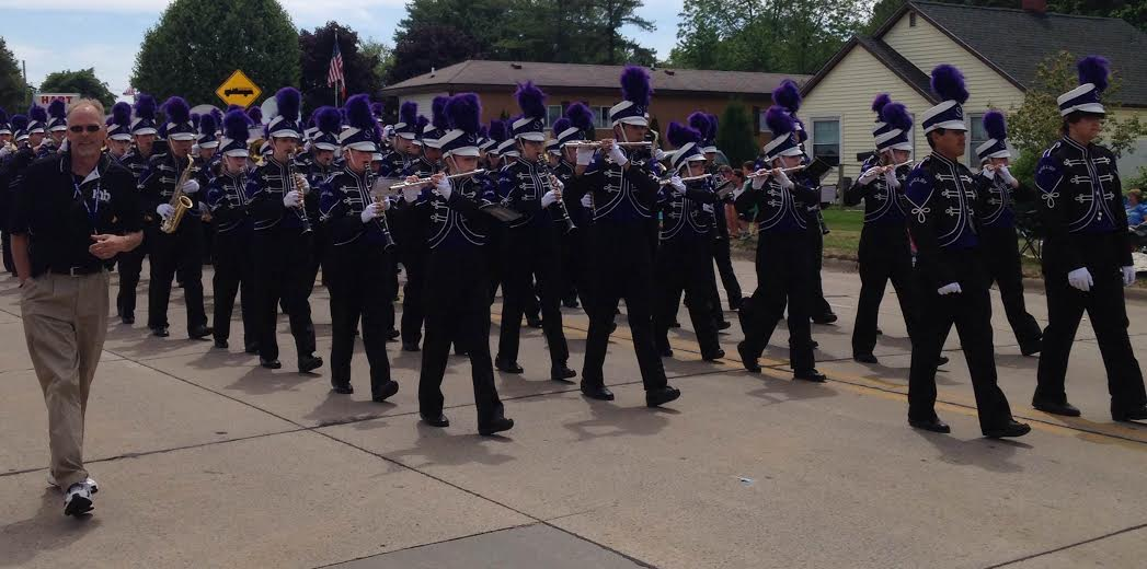 Shelby marching band's EFF gigs have netted $20,000