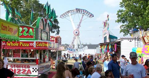 Yeehaw! 143rd county fair kicks off Tuesday