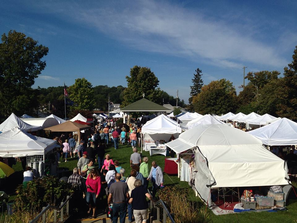 Arts and crafts fair this weekend