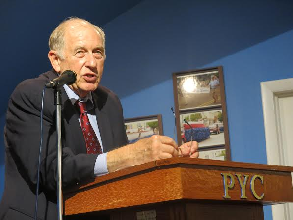 Roseman honored as Citizen of the Year