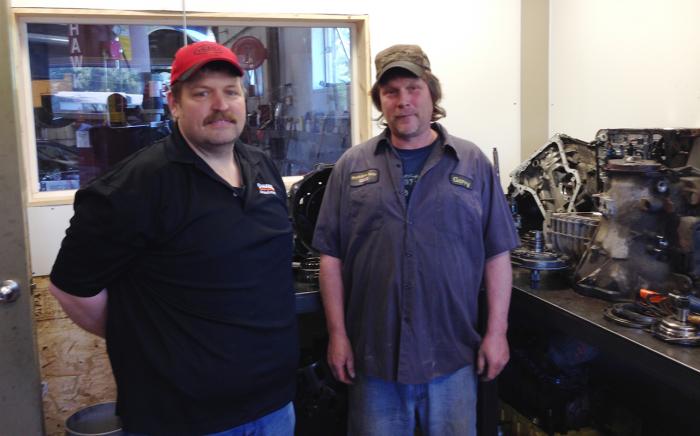 Business Spotlight: Parkdale Auto & Transmission.