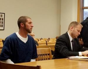 Hart man receives 6 year prison term for Mason County break-in.