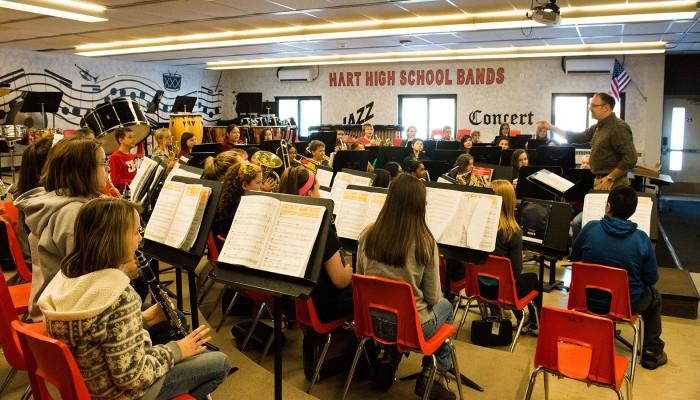 High school improvements focus of bond election