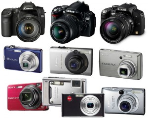The Light Chaser: Choosing a camera.