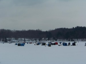 DNR: remove ice shanties by March 15