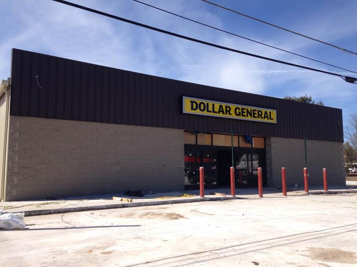 Dollar General to open May 9; 'soft opening' planned for April 26