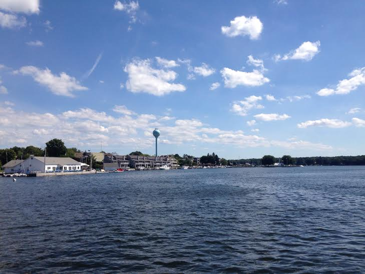 Planning the future of the village's waterfront