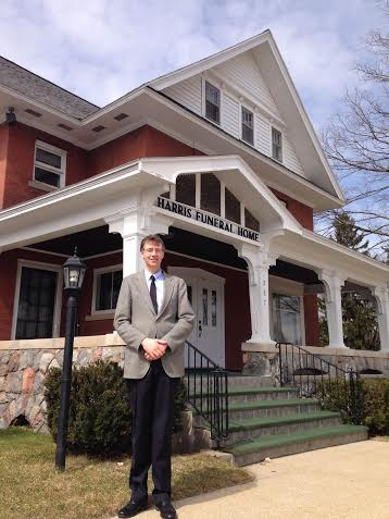 The Business Report: Harris Funeral Home's history is over 100 years