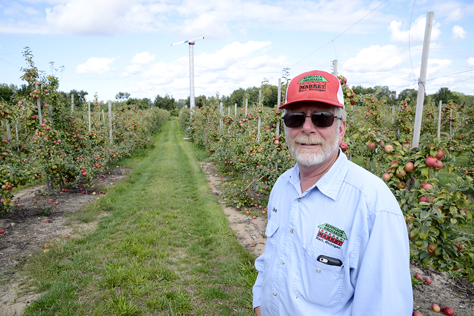 The Land: Change is constant at Rennhack Orchards.