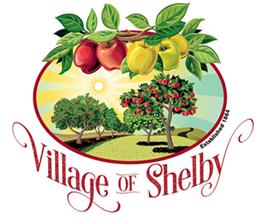 Notice of Adoption: Village Shelby