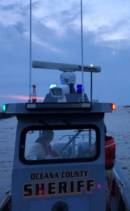 Sheriff's office to heighten boating enforcement July 4 holiday weekend.